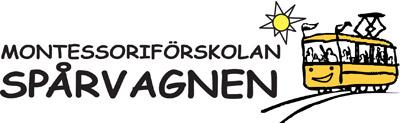 Spårvagnens Montessoriförskola Logo